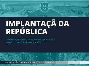 feriados nacionais: implantação da república