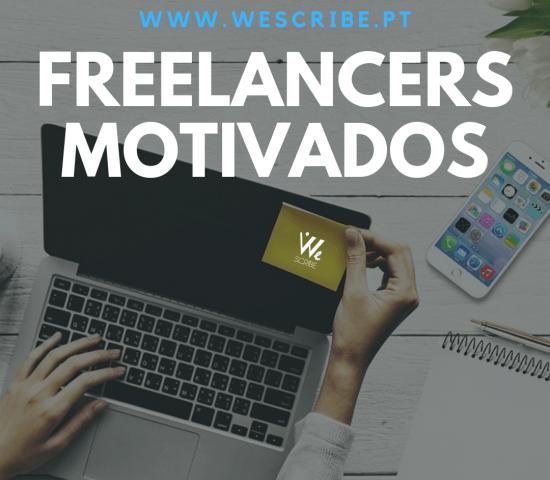 manter a motivação dos colaboradores freelancers